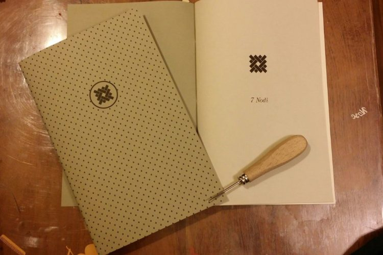 Quaderno 7 nodi Deluxe