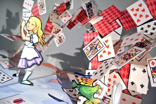 Pop-Up: Alice nel paese delle meraviglie