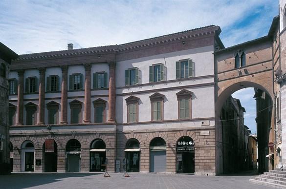 Palazzo Trinci - Centro Storico Foligno