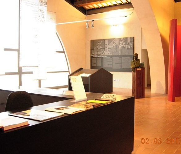 museo della stampa di foligno