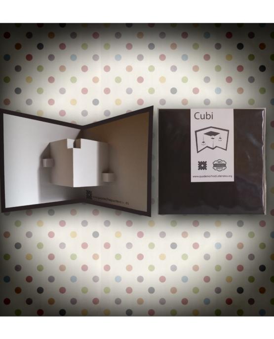 Kirigami - Cubi