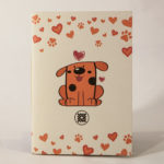 Quaderno junior - I love may pet - Bobby