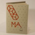 Quaderno ricamabiale - Struttura