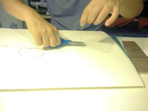 Rilegatira quaderno 7 Nodi - Pregiati quaderni rilegati e rifilati a mano